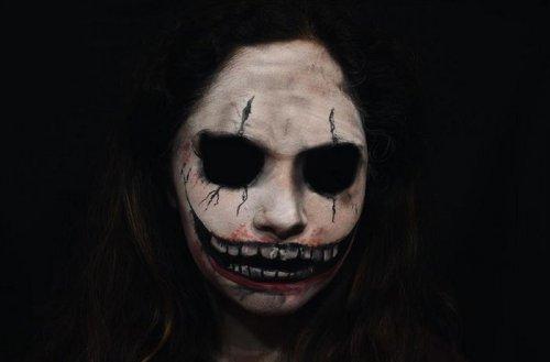 Впечатляющий грим на Хэллоуин (21 фото)