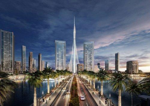 """В Дубае началось строительство самой высокой в мире """"Башни"""" (6 фото + видео)"""