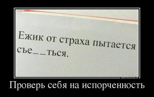 Немного юмора в прикольных демотиваторах (11 шт)
