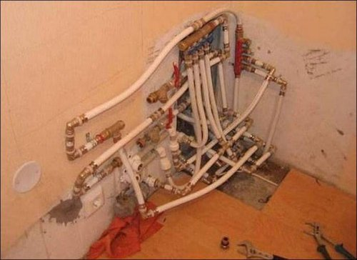 Чудеса ремонта и строительства (15 фото)