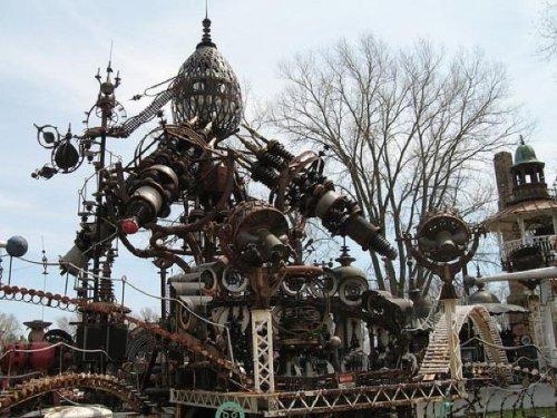 Причудливые парки скульптур со всего света (9 фото)