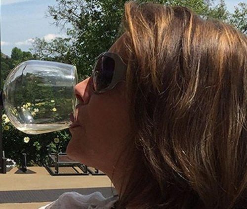 Бокал для вина для настоящих эгоистов (5 фото + видео)