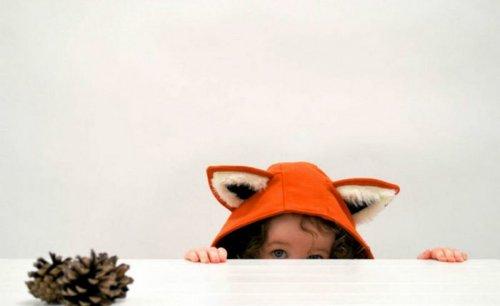 Очаровательная одежда, превращающая малышей в лисят, медвежат и других животных (12 фото)