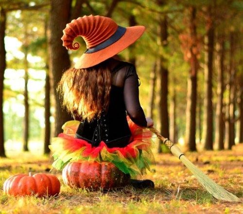 Ведьминские войлочные шляпы от Кейт Копровски (8 фото)