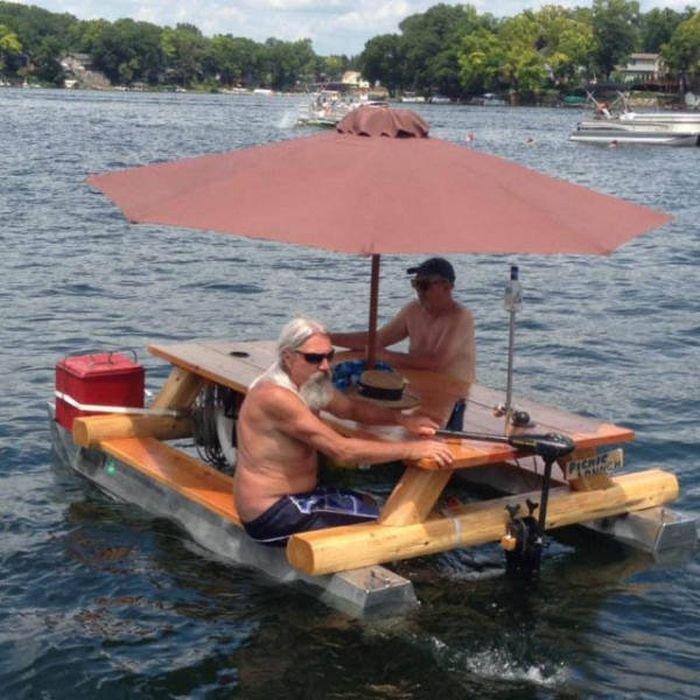 лодки смешные
