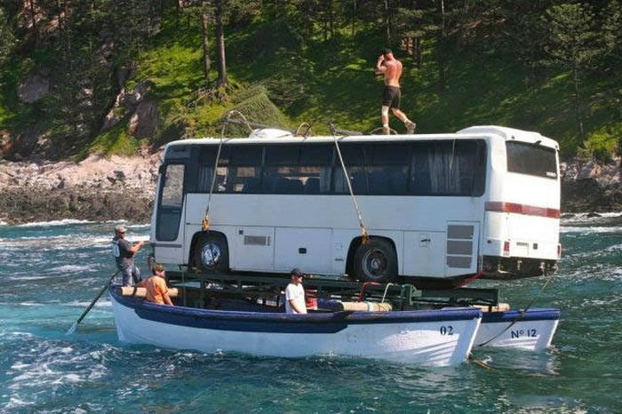фотоприколы с лодками