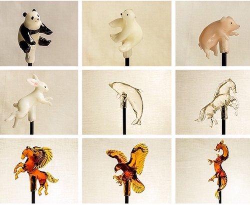 Реалистичные леденцы Шинри Тэдзуки (16 фото)