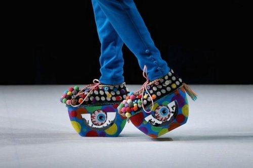 Дизайнерская обувь, которая поразит ваше воображение (36 фото)