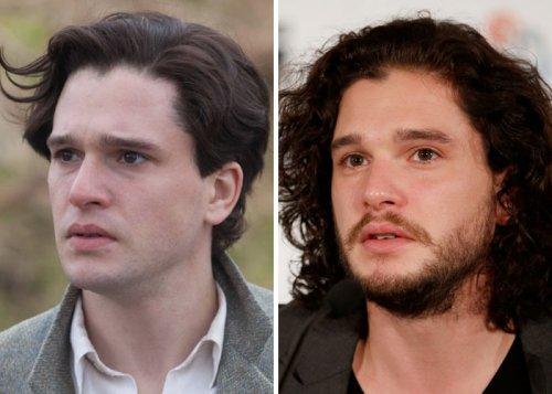 """Фотографии """"до и после"""", доказывающие, что мужчины с бородой выглядят лучше (27 фото)"""