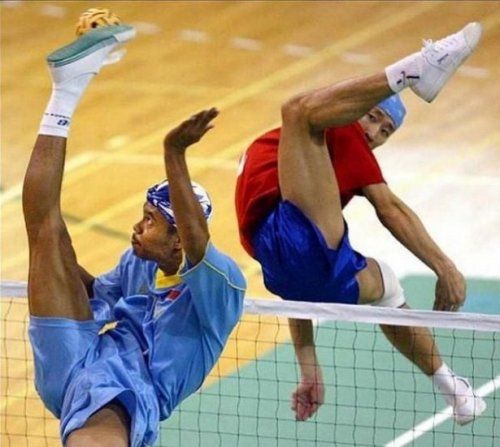 Забавные спортивные моменты (21 фото)