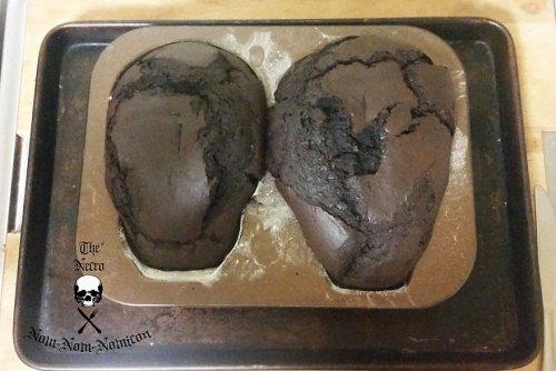 """Торт """"Смерть от шоколада. Вскрытие"""" (13 фото)"""