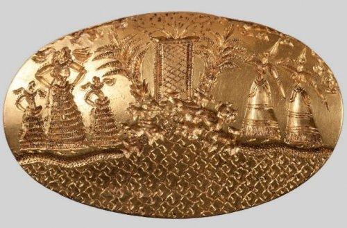 Топ-10: Загадочные золотые артефакты
