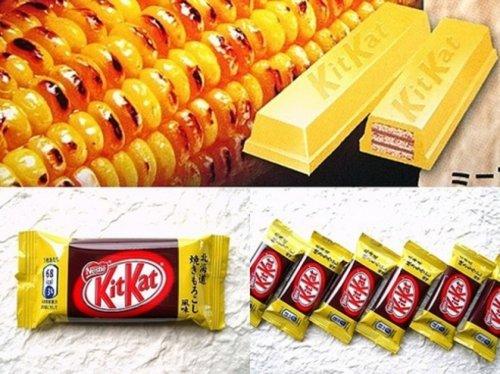 Продукты с необычным вкусом из разных стран (17 фото)