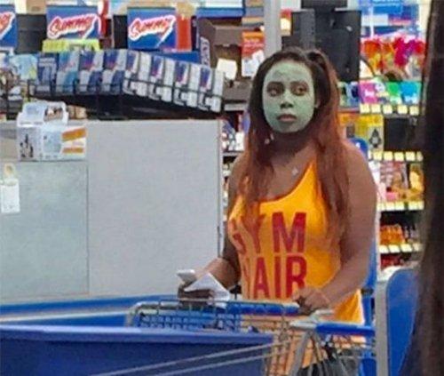 Чудаки и чудачества Walmart (20 фото)
