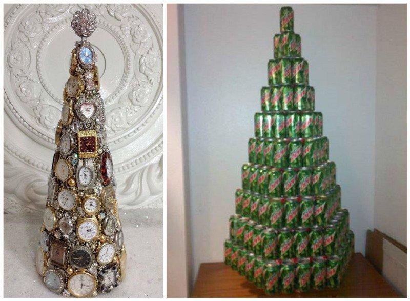Креативная елка как сделать