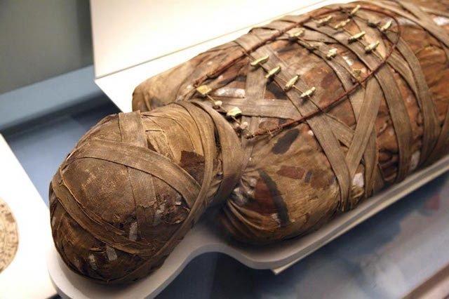 фото мумии древнего египта