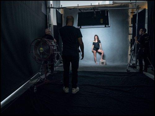 Знаменитые актрисы без ретуши в фотосессии для календаря Pirelli 2017 (11 фото + видео)