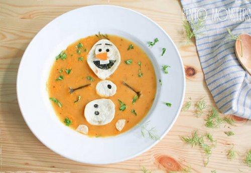 Невероятно креативная подача супа (12 фото)