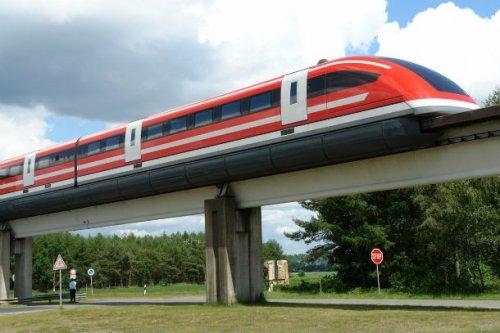 Топ-25: Самые скоростные поезда в мире, которые вы не заметите, если моргнёте