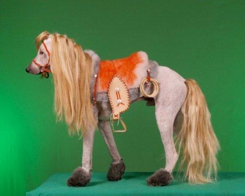 Домашние животные в смешных и нелепых костюмах (18 фото)