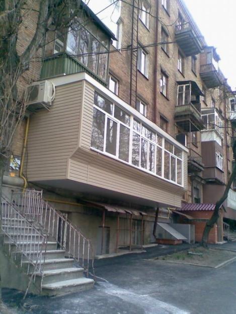 Балконная архитектура (22 фото).