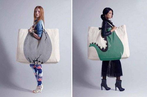 Креативные сумки (25 фото)