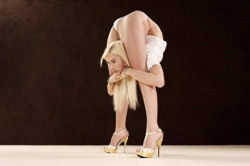 Невероятно гибкие балерины фото 555-678
