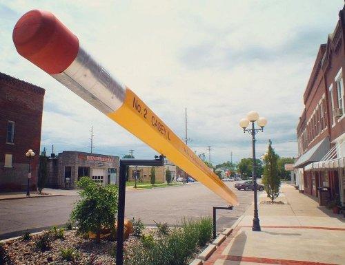 Кейси: маленький городок больших предметов (10 фото)