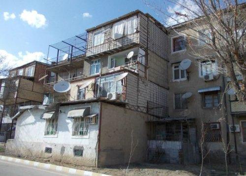Балконная архитектура (22 фото)