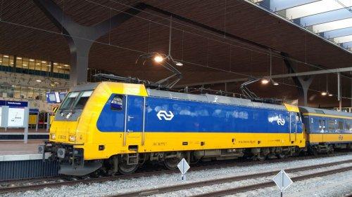 В Голландии поезда полностью перешли на использование энергии ветра