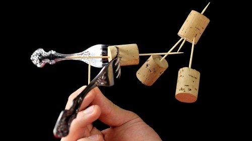 Невероятные трюки с равновесием