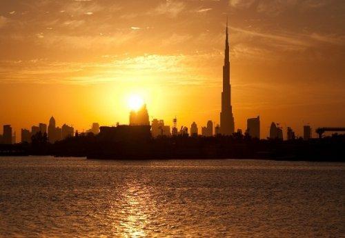Топ-25: Потрясающие фотографии закатов над крупнейшими городами мира
