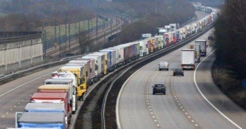 Топ-10: Самые длинные вереницы транспортных средств