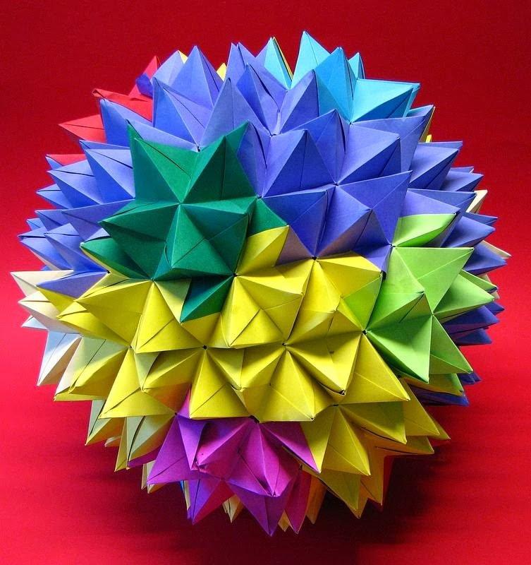 чем картинки по модульному оригами шторы