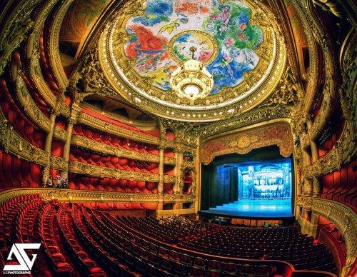Топ-13: самые красивые в мире оперные театры