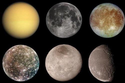 Топ-10: Самые большие спутники нашей солнечной системы