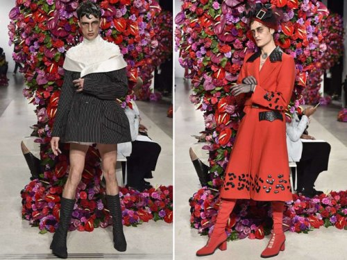 Последние тенденции мужской моды на Неделе моды в Нью-Йорке (12 фото)