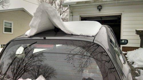 Снег, что ты делаешь, ахаха, прекрати (15 фото)