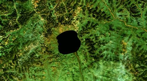 Крупнейшие метеоритные кратеры в России (7 фото)