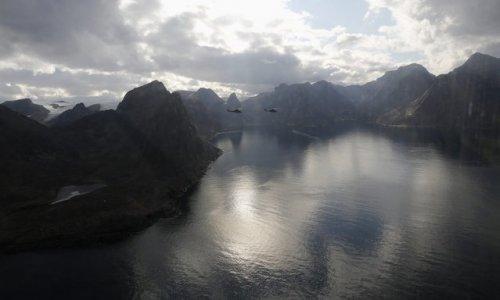 Самые захватывающие водные пейзажи (21 фото)