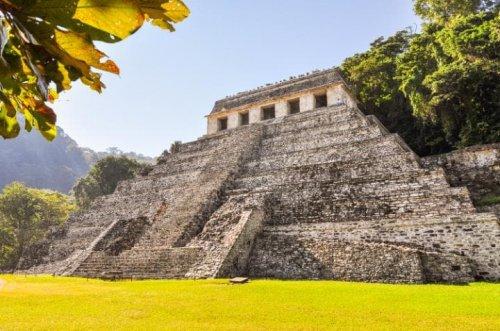 Топ-15: самые чарующие и загадочные руины городов империи майя