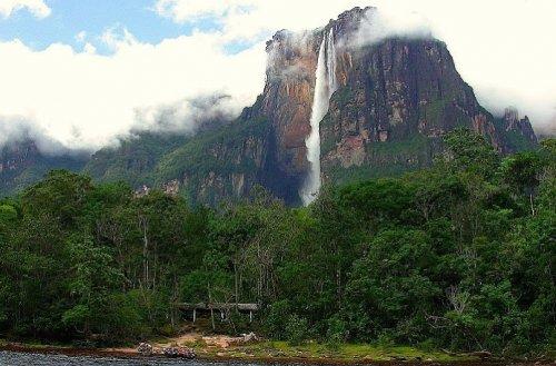 Топ-10: Самые высокие водопады в мире