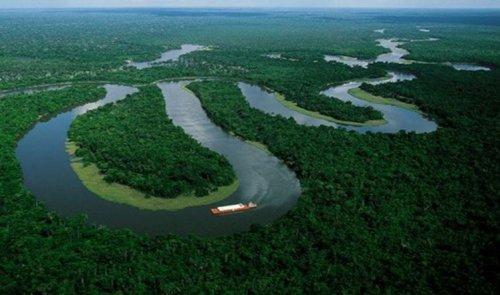 Топ-10: Самые длинные реки в мире