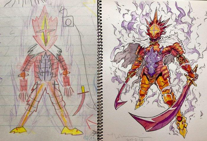 картинки рисунки аниме