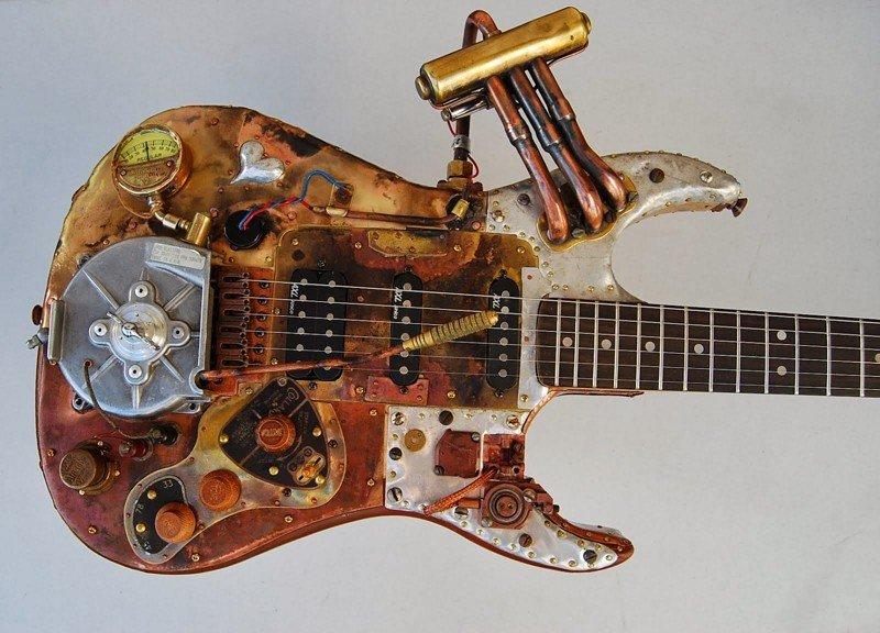 этому гитара стимпанк картинки рейтинг лучших