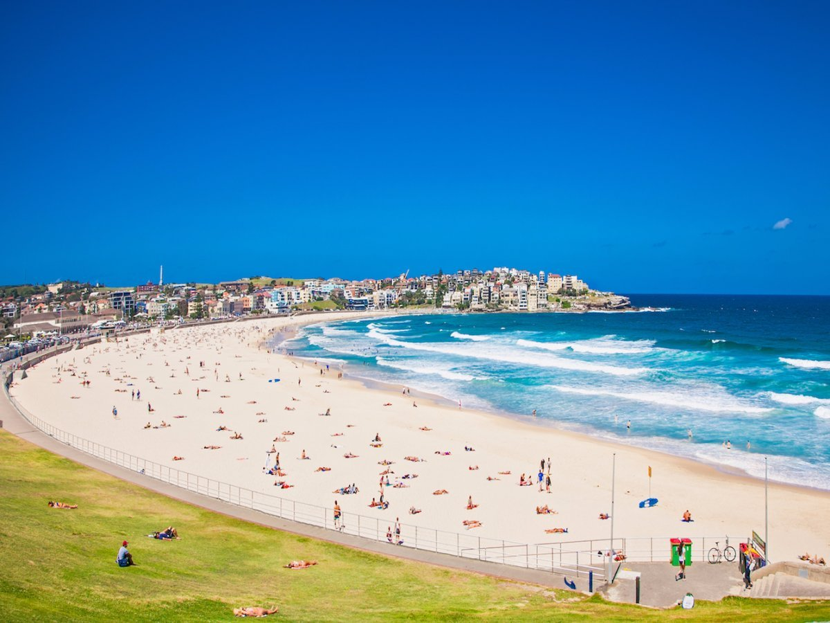 австралия фото курортов