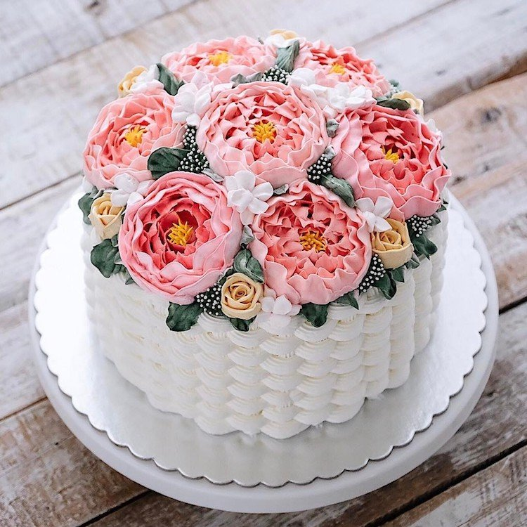 достопримечательности цветочный торт картинки поднять
