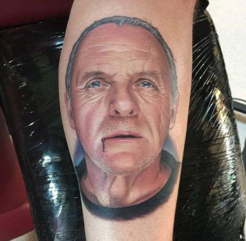 Невероятно реалистичные татуировки от Дэвида Кордена (26 фото)
