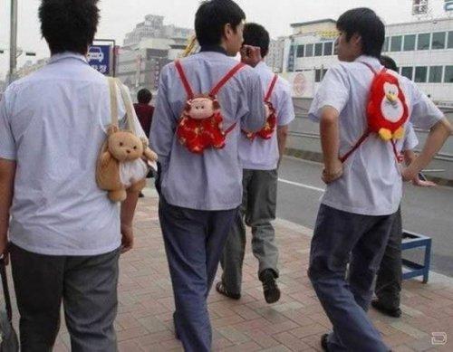 Тем временем в Японии (31 фото)