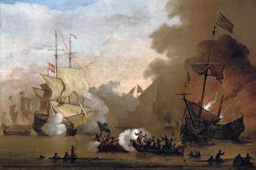 Топ-10: малоизвестные факты про пиратов